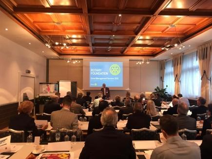 GMS 2020 Einführung vom DRFC Präsidenten André Kuy